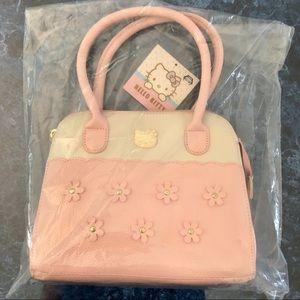 Hello kitty flower purse